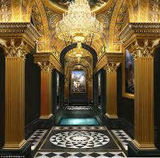 Baroque Ceiling by The 13 Hotel In Macau Is Billed As The World U0027s Most Luxurious