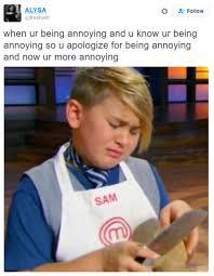 Junior Meme - s masterchef junior tumblr