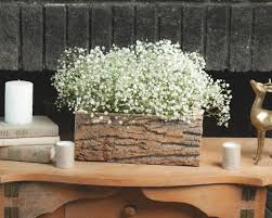 baby breath centerpieces happinessis flower box centerpiece it sbyu