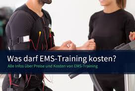 K He Angebote Preise Ems Training Kosten Und Preise Fitogram Magazin