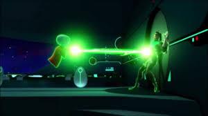 green lantern neon light scar vs the green lantern corps youtube