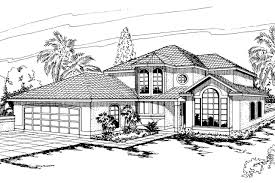 spanish style house plans villa real 11 067 associated designs spanish style house plan villa real 11 067 front elevation