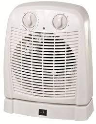 oscillating fan and heater elektra oscillating fan heater white 2602 buy online in