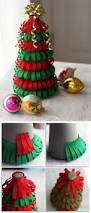 deco en carton 134 best noel petites deco images on pinterest paper houses