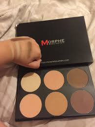 morphe brushes 06f pressed powder palette this is an amazing