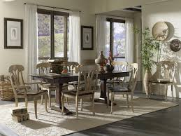 Curtains For Dining Room by Dining Room Interesting Dining Room Design With Canadel Furniture