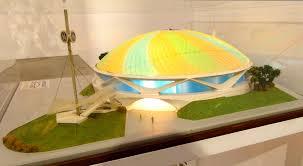 eye on design scale model of progressland for the 1964 new york