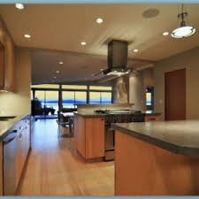 light colored concrete countertops awesome ivory color kitchen concrete countertop featuring brown