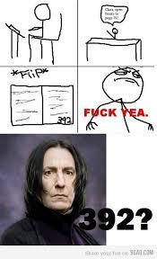 Severus Snape Memes - image 234886 severus snape know your meme