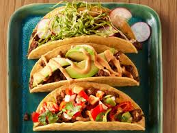 make it 5 ways tacos recipes and cooking food network