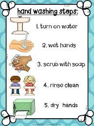 Hand Washing Coloring Sheet - best 25 hand washing poster ideas on pinterest hand washing