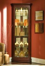 Ideas Design For Lighted Curio Cabinet A Curio Cabinet That Allows You To Maximize Space And Bring Art