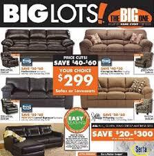 big lots simmons sofa big lots ad january 14 23 2015 simmons lowell espresso sofa sale