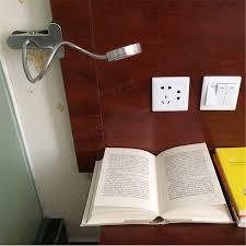 desktop table design 5w flexiable usb clip on led table desktop light bedside laptop