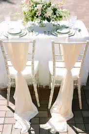 chair sashes chiffon drape chair sash