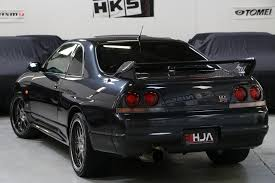 harlow jap autos uk stock nissan skyline r33 gtr v spec