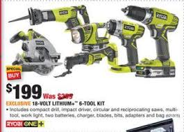 home depot ryobi black friday the home depot black friday ad is available best deal