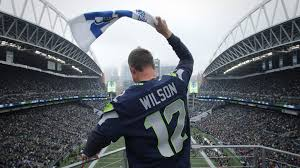 Houston Texans Flags Dan Wilson Raises The 12 Flag At The Seahawks Game U2013 From The