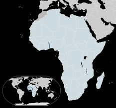 togo location on world map togo map blank political togo map with cities