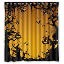Frankenstein Shower Curtain by Halloween Shower Curtains Halloween Wikii