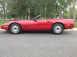 87 corvette for sale 1987 corvette convertible bright manual trans beautiful 1986