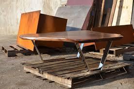custom wood and metal furniture crafted by sarabi studio