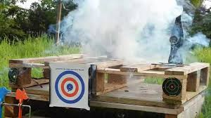 shooting the bsa lightning se grt gas ram tube 22 air rifle