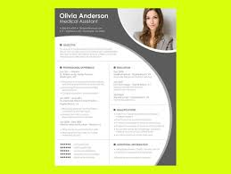 modern curriculum vitae template modern resume template free download sevte