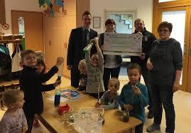 Kindergarten Bad Hersfeld Spende Für Die Bildung Der Kindergartenkinder Gemeinde Hohenroda