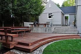 plans to build wood deck designs download freeplans