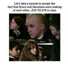 Draco Memes - omg they might like each other harry potter pinterest