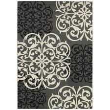 Design Area Rugs Decor Gorgeous Gray Area Rugs For Your Space Design Cafe1905