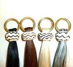 Shoo Hair shoo fly shu fly hair equestrian gifts horsehair tassels