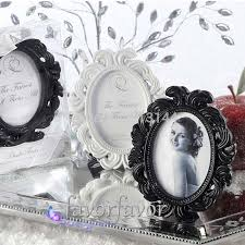 photo frame party favors free shipping 100pcs baroque mini frame style