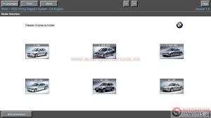 bmw wiring diagram system wds v1 03 2004 auto repair manual