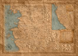 Full World Map Game Of Thrones by World Map Witcher Wiki Fandom Powered By Wikia