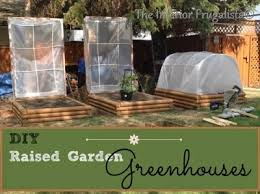 Pvc Raised Garden Bed - flip top greenhouse covers for raised garden bed the homestead