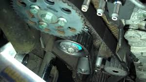 volkswagen passat 19 tdi timing belt replacment youtube