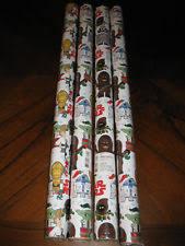 skellington wrapping paper hallmark christmas gift bags ebay
