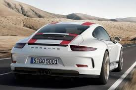 porsche car 2016 2016 porsche 911 r the pure porsche carpower360 carpower360