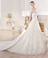 a line princess wedding dress line princess bateau neckline sleeve lace wedding dress with