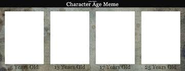 Character Memes - character balance meme by thirdpotato on deviantart