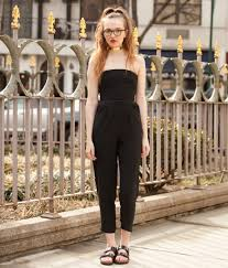 how to wear a jumpsuit how to wear a black jumpsuit 2018 fashiontasty com