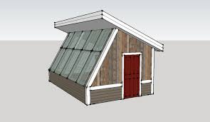 Shed Greenhouse Plans Passive Solar Design Greenhouse Design Techniques