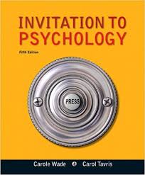 invitation to psychology 5th edition 9780205035199
