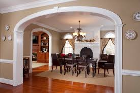 Home Interior Arch Designs by Arched Wall Openings Details Arches Dress Up That Doorway