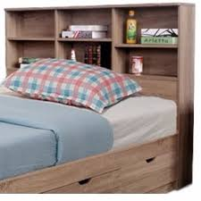 Shelf Bed Frame Bookcase Headboards You Ll Wayfair