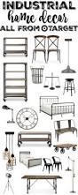 target home decor industrial furniture u0026 home decor from target liz marie blog