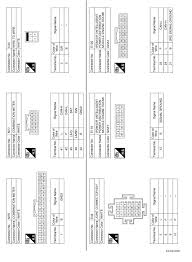 nissan rogue service manual wiring diagram led headlamp