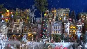 christmas villages christmas display 2014 15 lemax houses department 56